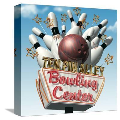 Ten Pin Alley Bowling Center