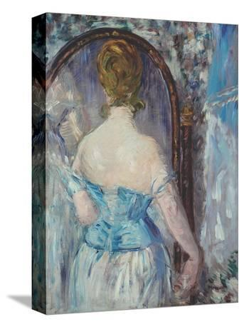 Before the Mirror