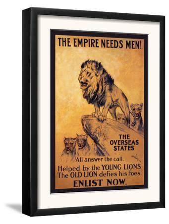 The Empire Needs Men