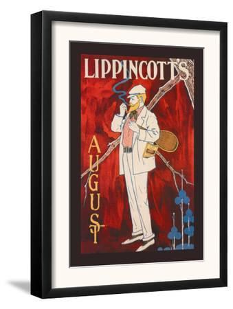 Lippincott's, August 1895