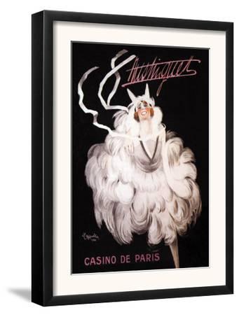 Mistinguett: Casino de Paris