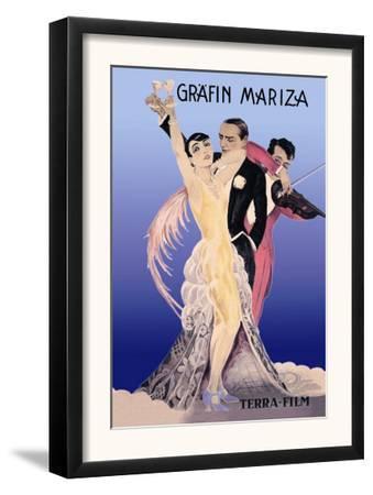 Grafin Mariza: A German Operetta