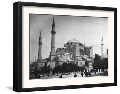 Church of Hagia Sophia Photograph No.2 - Istanbul, Turkey