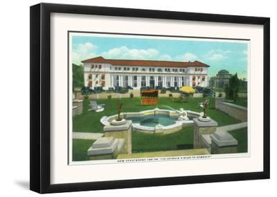 Exterior View of the New Atascadero Inn Bungalows - Atascadero, CA