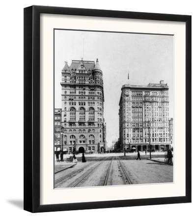 Hotels Netherland and Savoy NYC Photo - New York, NY