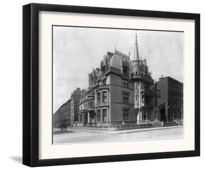 Home of William Vanderbilt NYC Photo - New York, NY