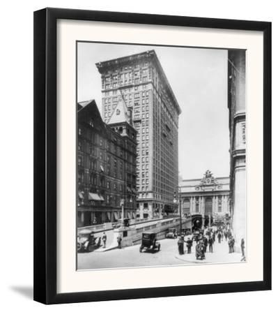 Grand Central Station on Park Avenue NYC Photo - New York, NY