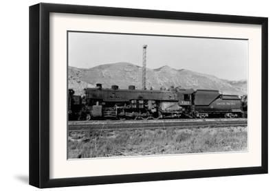Union Pacific Railroad Engine No.5312
