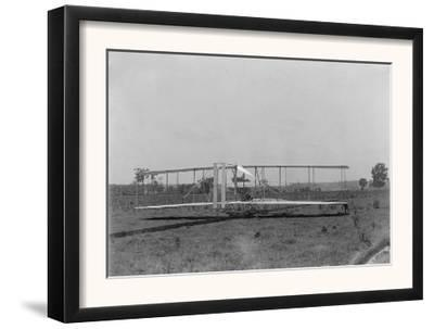 Wright Brothers Plane Close-up View Photograph - Dayton, OH
