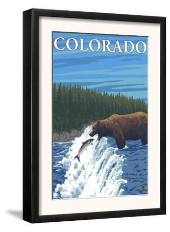 Bear Fishing - Colorado