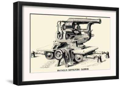Mayall's Revolving Cannon
