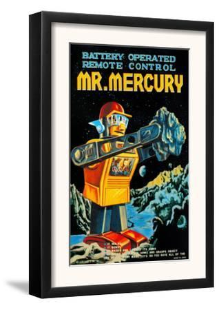 Battery Operated Remote Control Mr. Mercury
