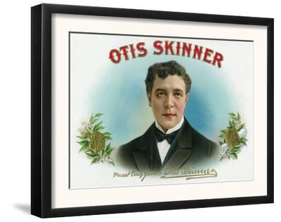 Otis Skinner Brand Cigar Box Label