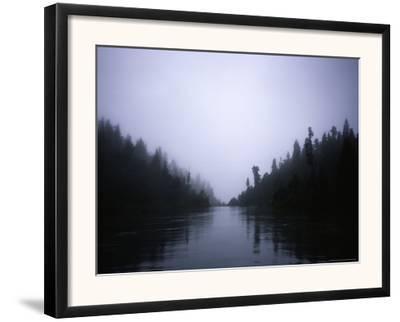 Foggy River, Chile