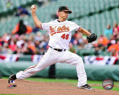 Jeremy Guthrie 2011 Action
