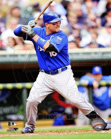 Billy Butler 2011 Action