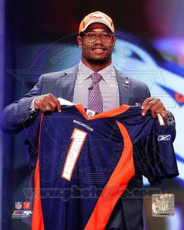 Von Miller 2011 NFL Draft #2 Pick