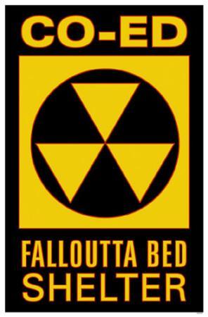 Co-Ed Falloutta Bed Shelter