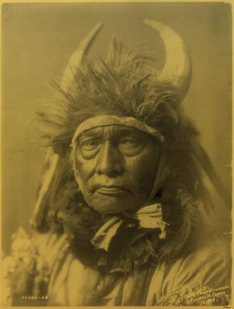 Bull Chief-Apsaroke