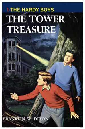 Hardy Boys Tower Treasure