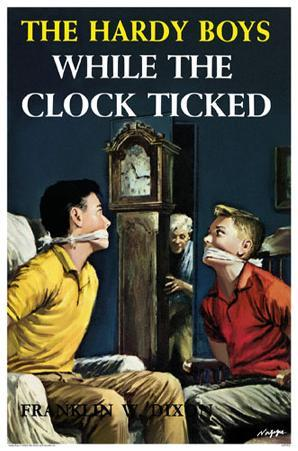 Hardy Boys While the Clock Ticked