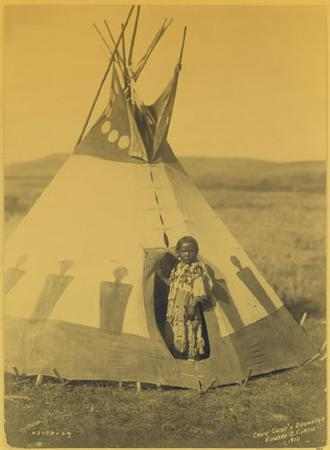 Crow Chief's Daughter