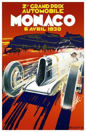 2nd Grand Prix Monaco