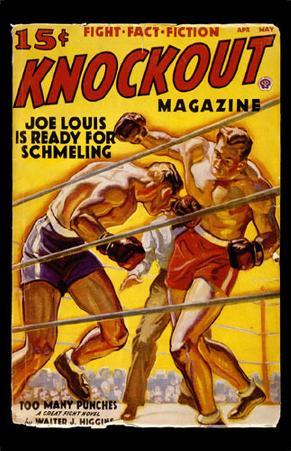 April/May 1938 - Knockout- Joe Louis