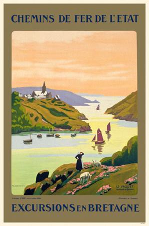 Excursions en Bretagne