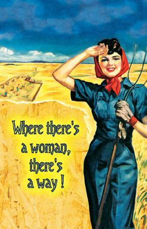 Where There's a Woman There's a Way