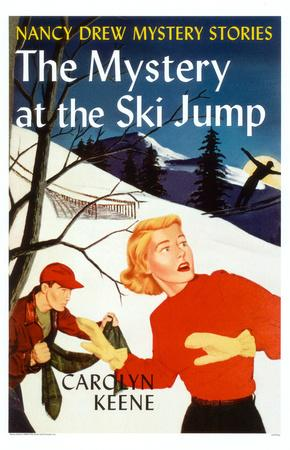 Nancy Drew Mystery at the Ski Jump