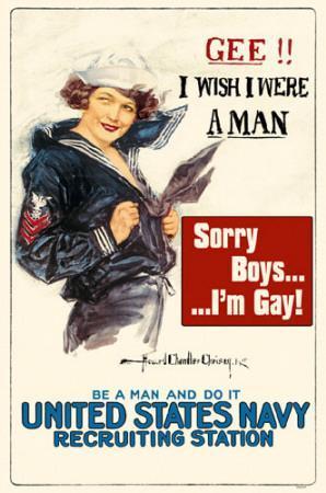 Sorry Boys I'm Gay