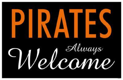 Pirates Always Welcome