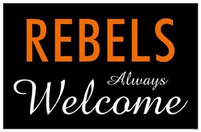 Rebels Always Welcome