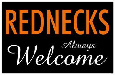 Rednecks Always Welcome