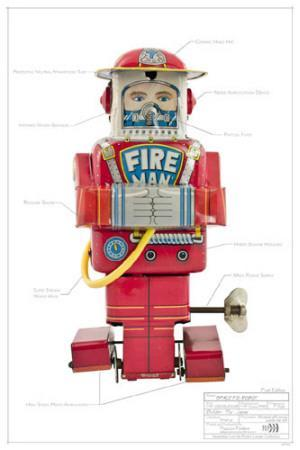Space FD Robot