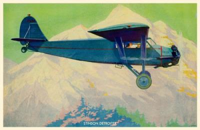 Stinson Airplane