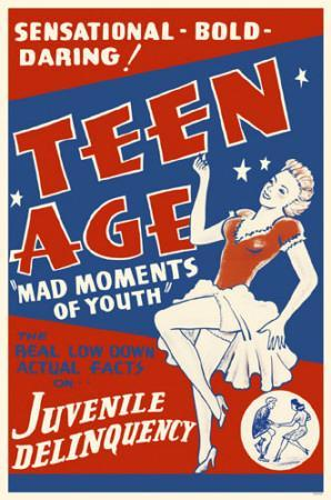 Teen Age Mad Moments