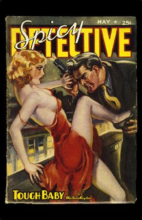 May 1938 -Spicy Detective -Tough Baby