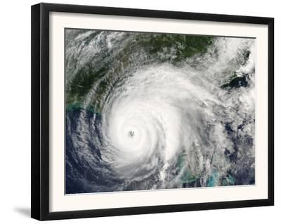 Hurricane Ivan off Southern United States