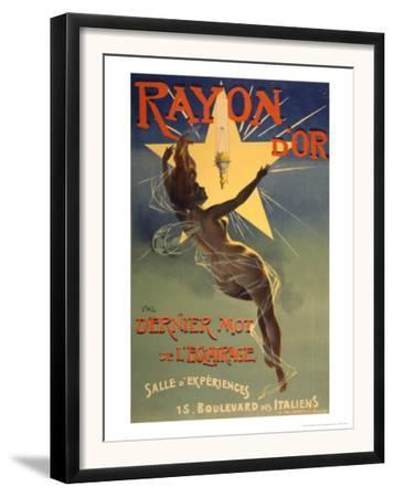 Rayon d'Or, c.1895