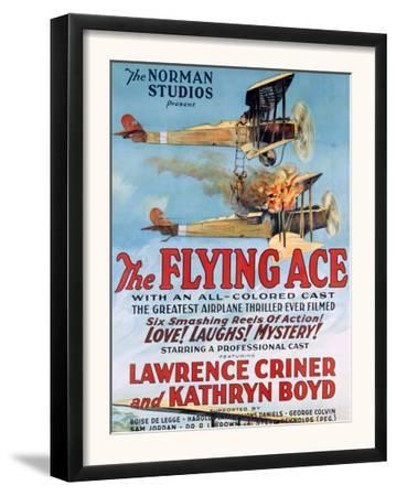The Flying Ace Movie Poster