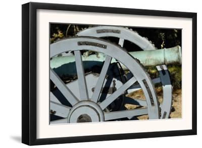 Revolutionary War French Cannon Called the Fox, Yorktown Battlefield, Virginia