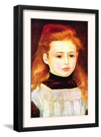 Portrait of Lucie Bernard