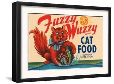 Fuzzy Wuzzy Brand Cat Food