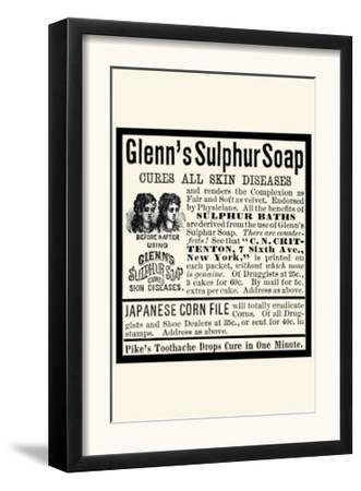 Glenn's Sulphur Soap