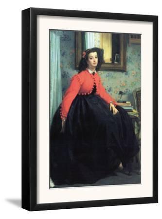 Portrait of Mme. L.L.