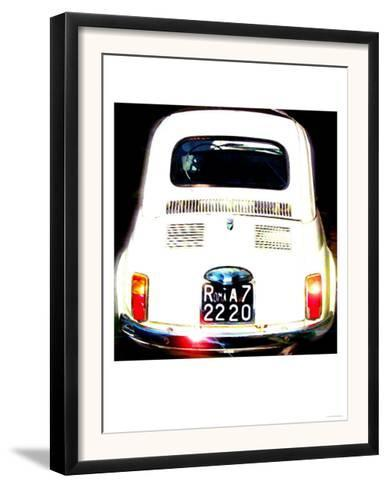 Fiat 500, Rome