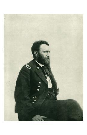 General Ulysses Simpson Grant