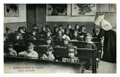 Classe Enfantine